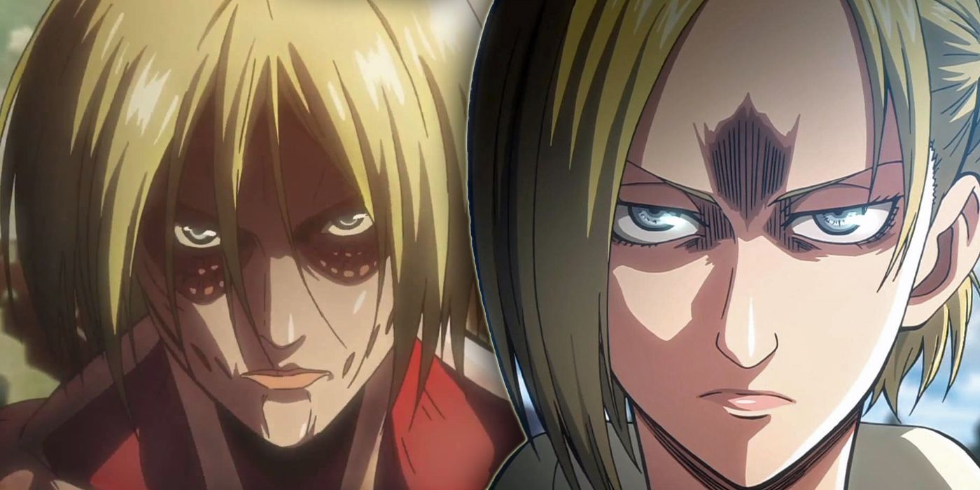 Attack On Titan: 10 Things You Need To Know About The Female Titan