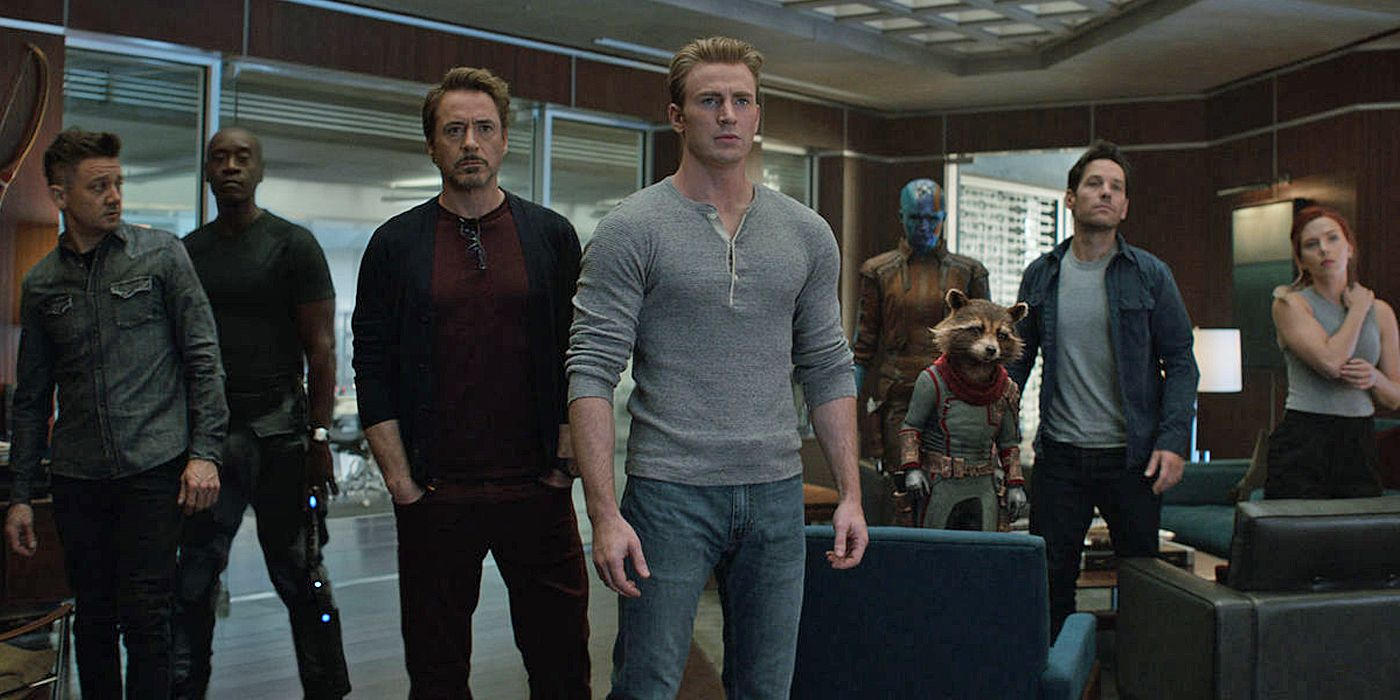 Avengers: Endgame Re-Release Heading to India | CBR