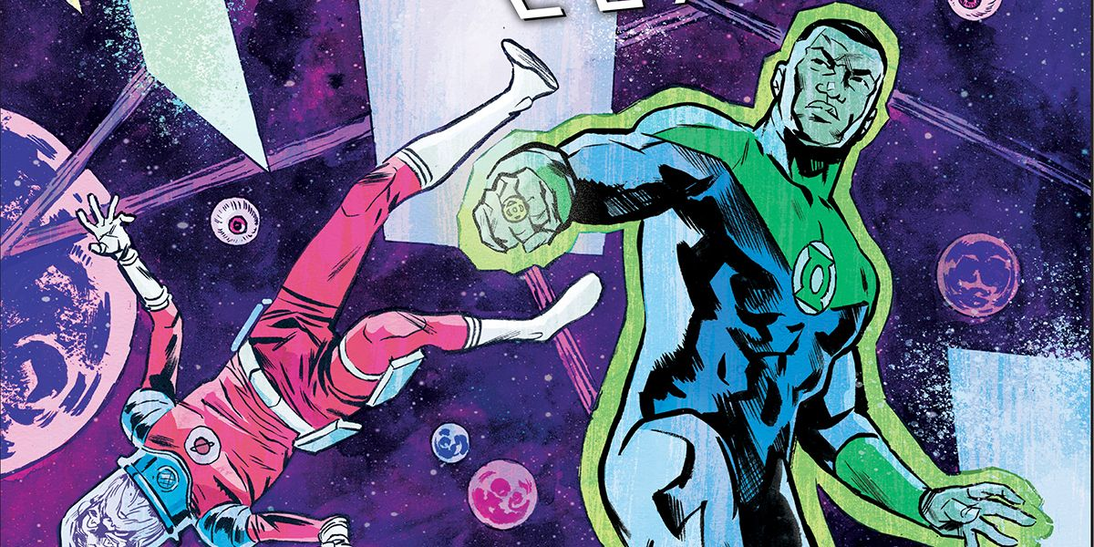 EXCL: Justice League/Black Hammer Crossover in Hammer of Justice #2 Covers
