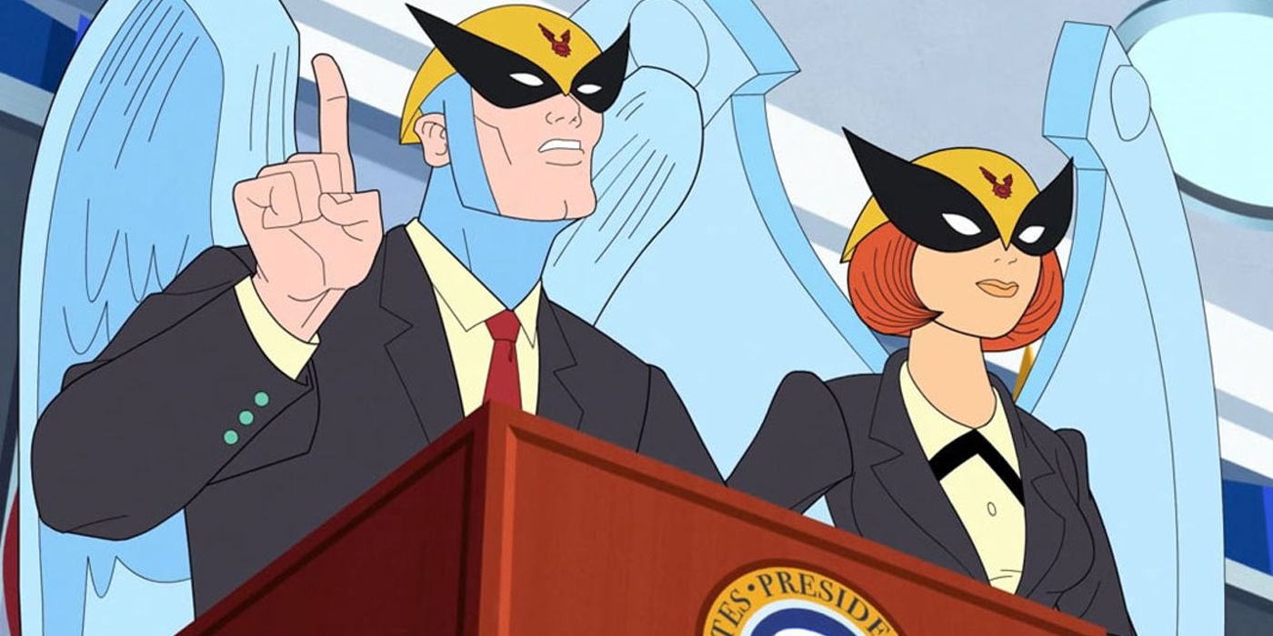 Adult Swim Announces Birdgirl, Harvey Birdman Spinoff