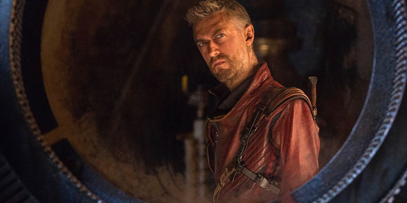 Avengers: Endgame BTS Pics Tease Kraglin's Guardians of the Galaxy Future