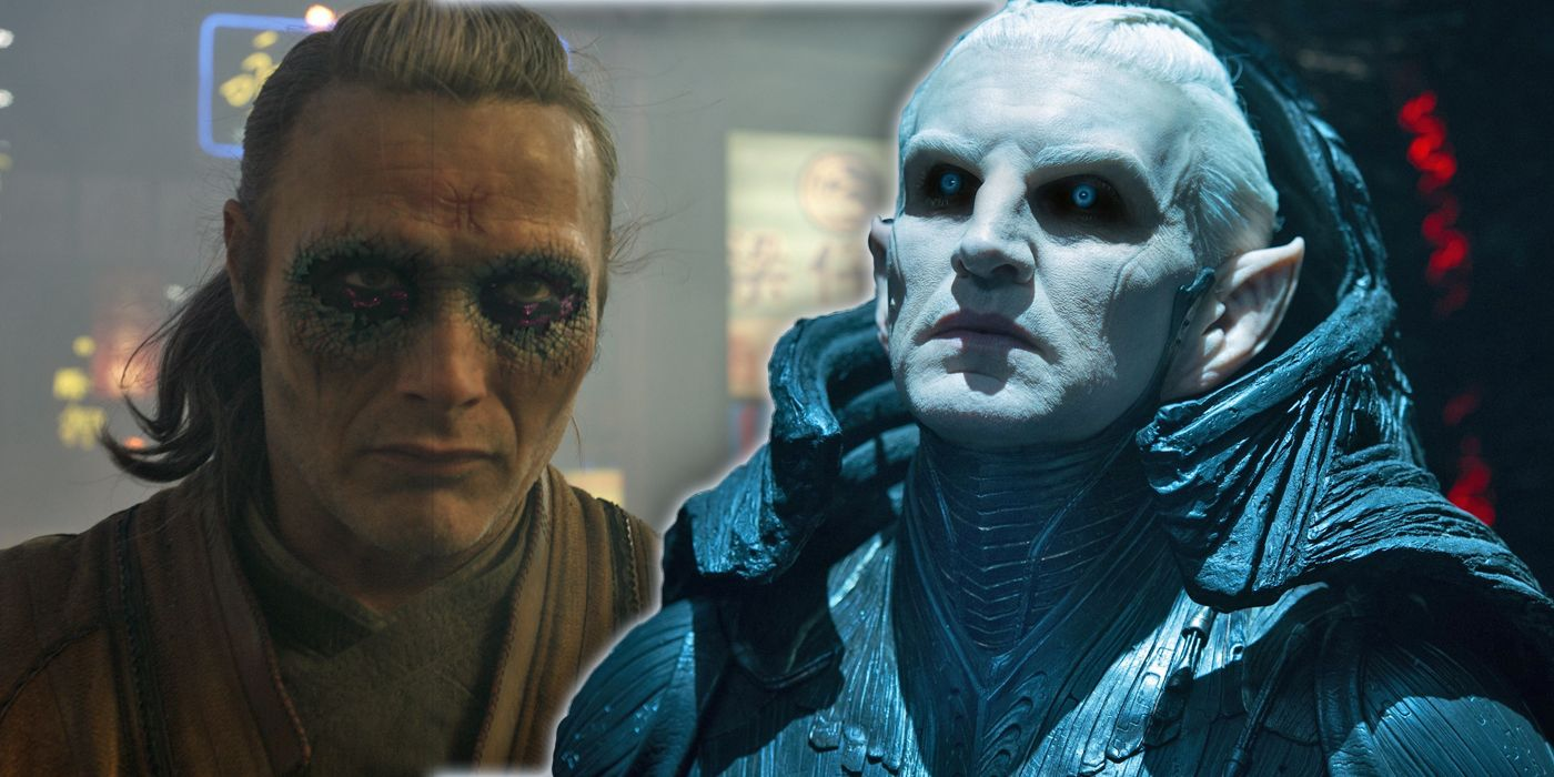 Thor Concept Art Reveals Mads Mikkelsen Almost Played Malekith