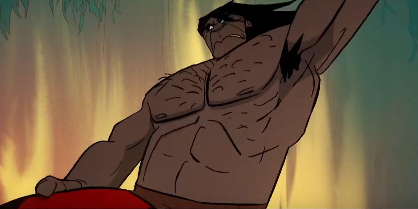 Primal: Adult Swim Unleashes Teaser for Genndy Tartakovsky's Next Series