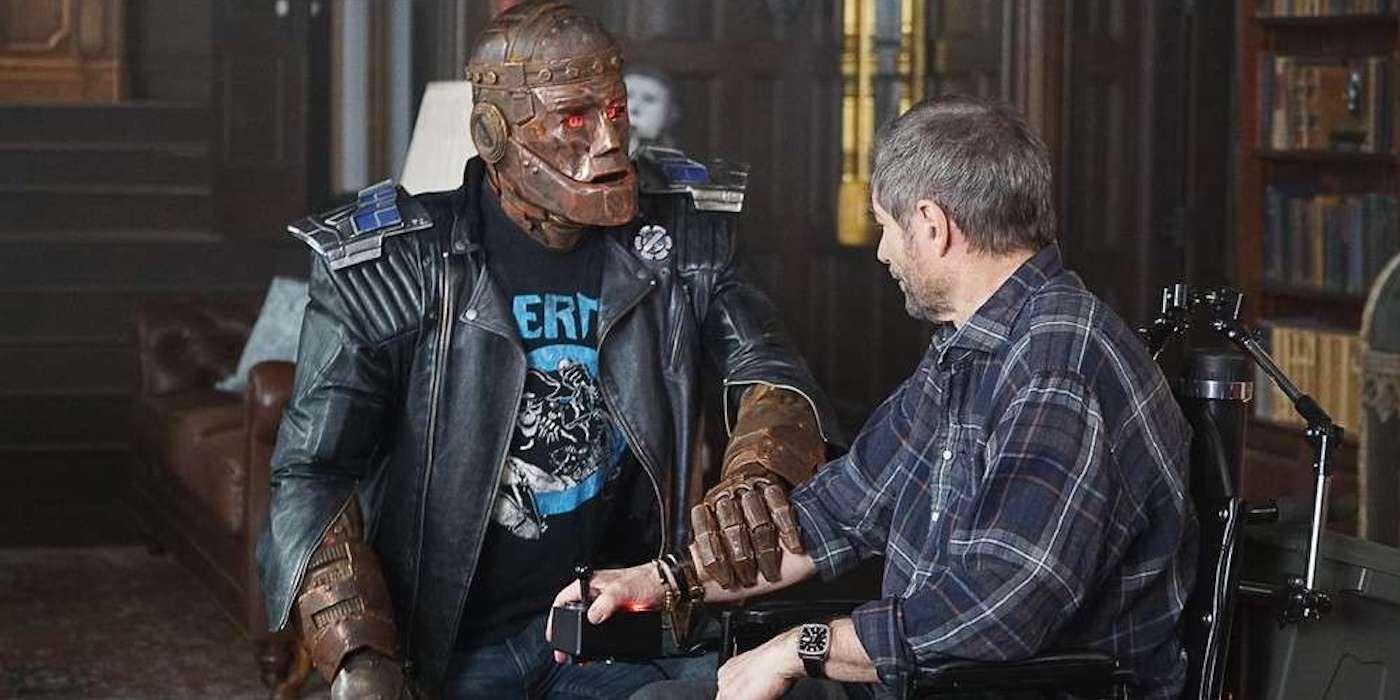 Doom Patrol Where Season 1 Left Robotman Cbr