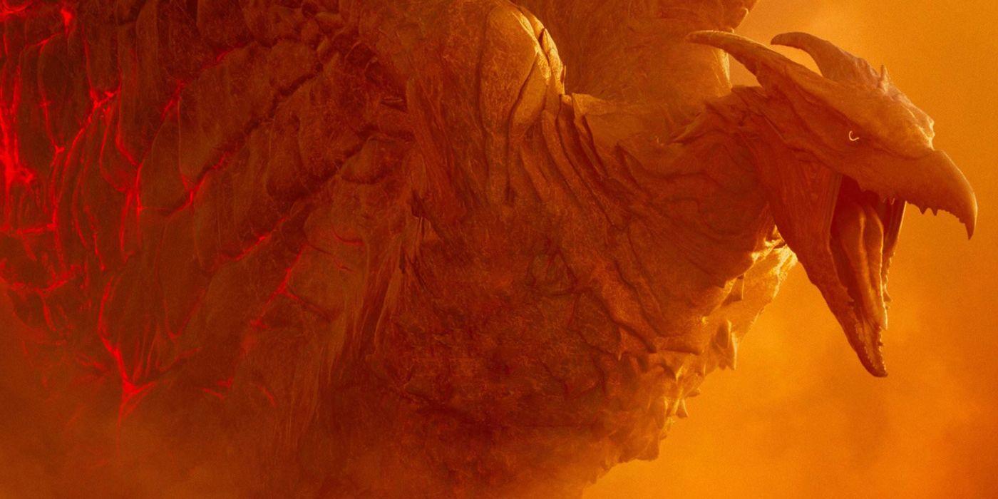 Godzilla: King of the Monsters Teaser Sees Rodan Take Flight