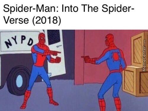 3 Spiderman Pointing Meme Corona - 10lilian