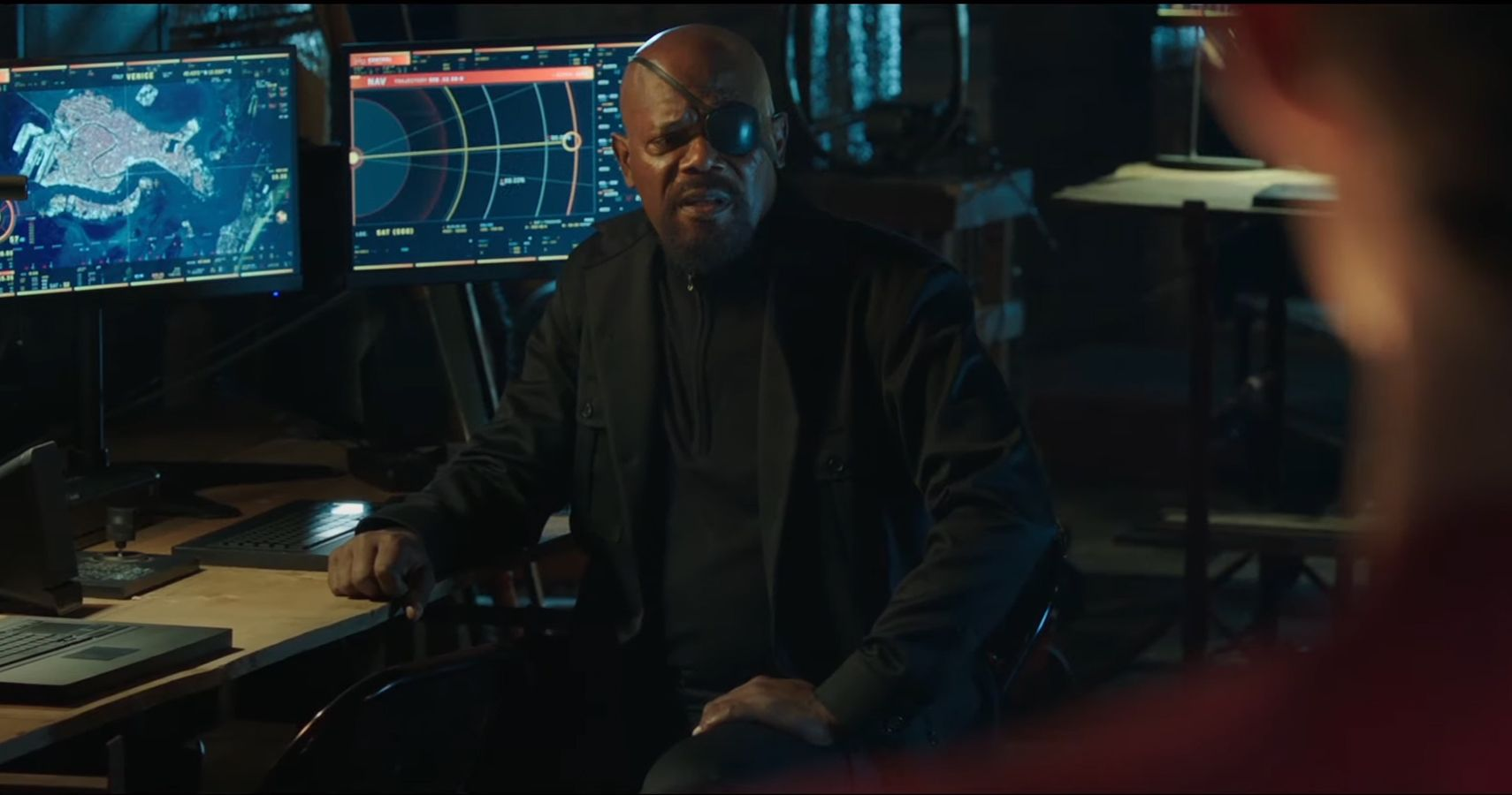 Spider-Man: Far From Home's Nick Fury Gives Peter a Pep Talk in New TV Spot