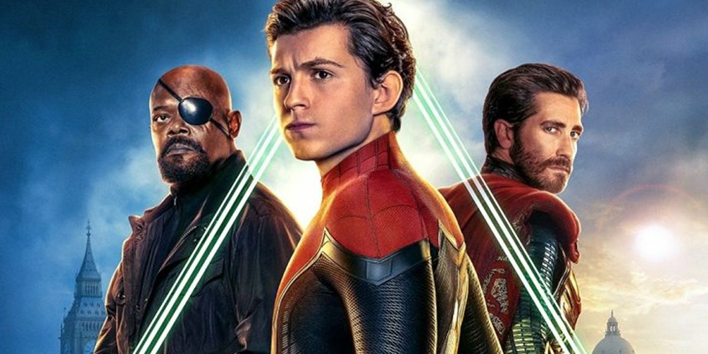 REPORT: Spider-Man: Far From Home Re-Release with Deleted Scenes