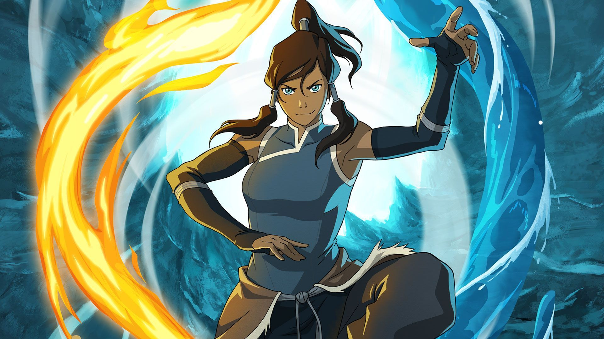 The Legend Of Korra The 10 Best Fights Ranked Cbr