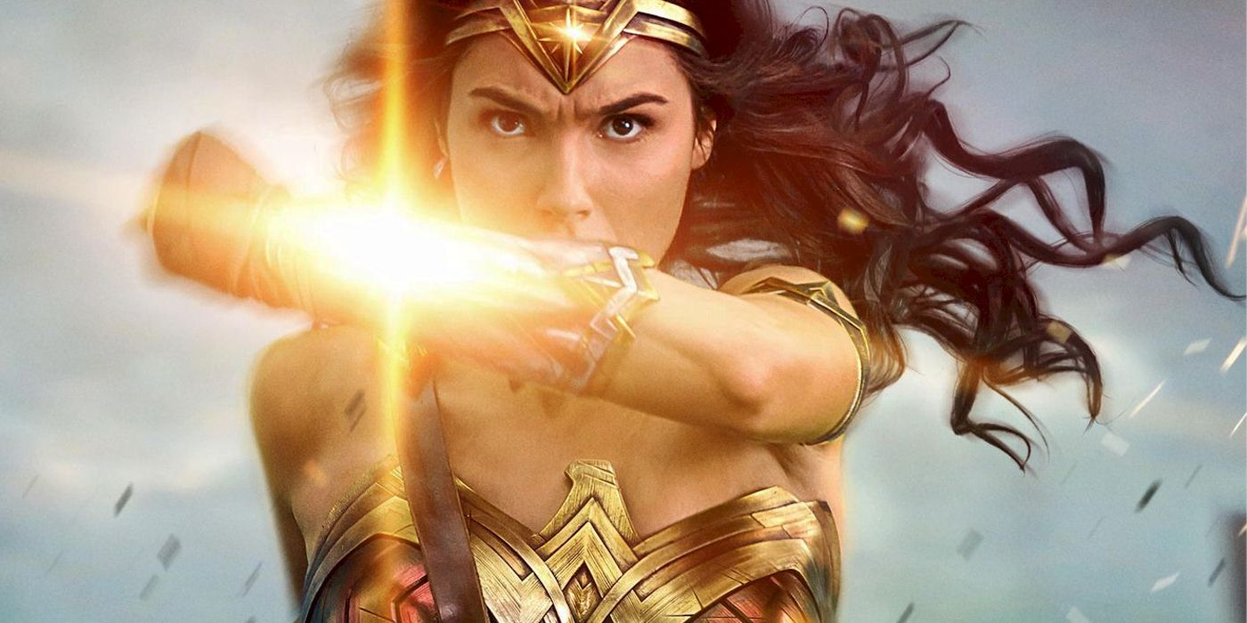 Wonder Woman 1984 BTS Photo Reveals Amazon Costume | CBR