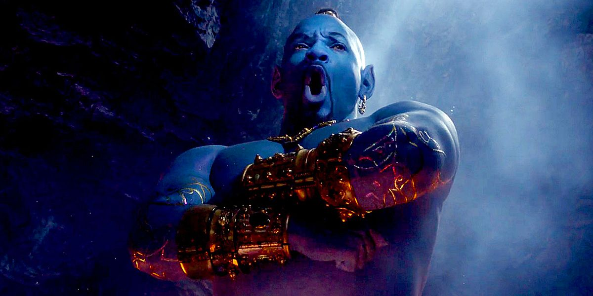 Disney's Aladdin Prequel Reveals Genie's Previous Master Was His Best