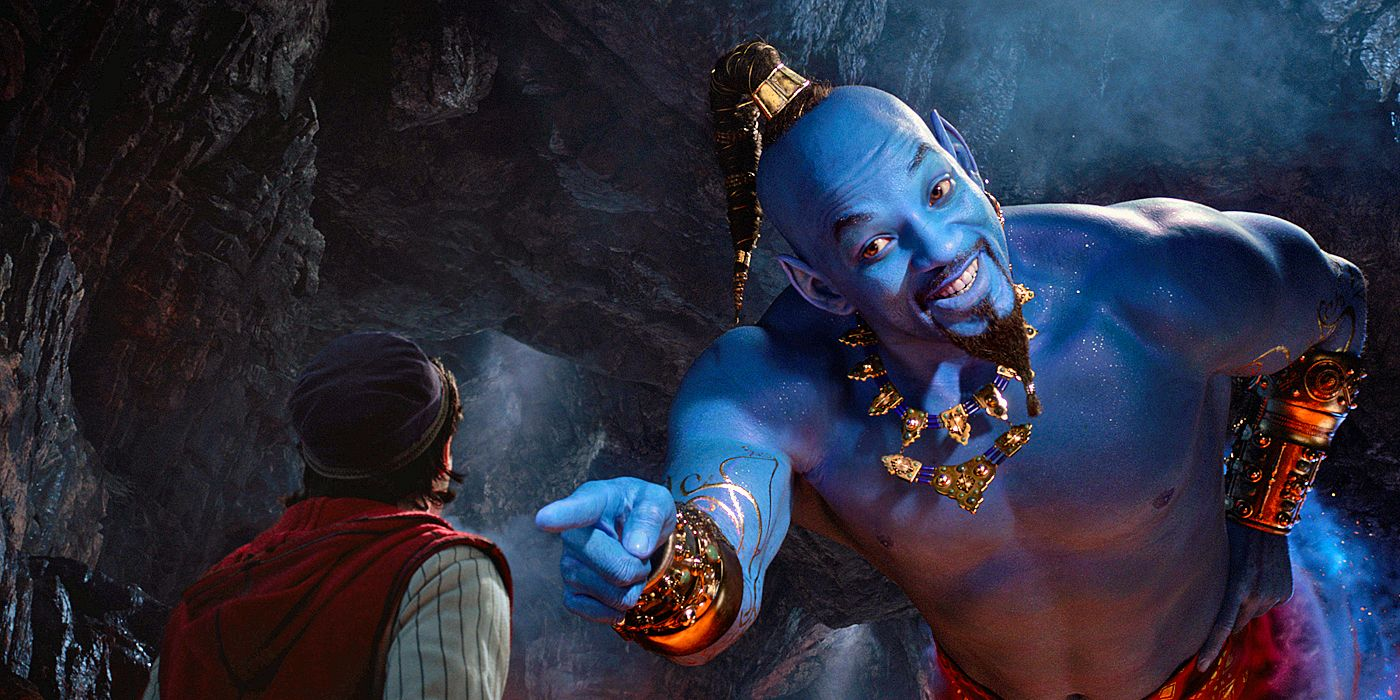 Aladdin's Thursday Night Box Office Haul | CBR