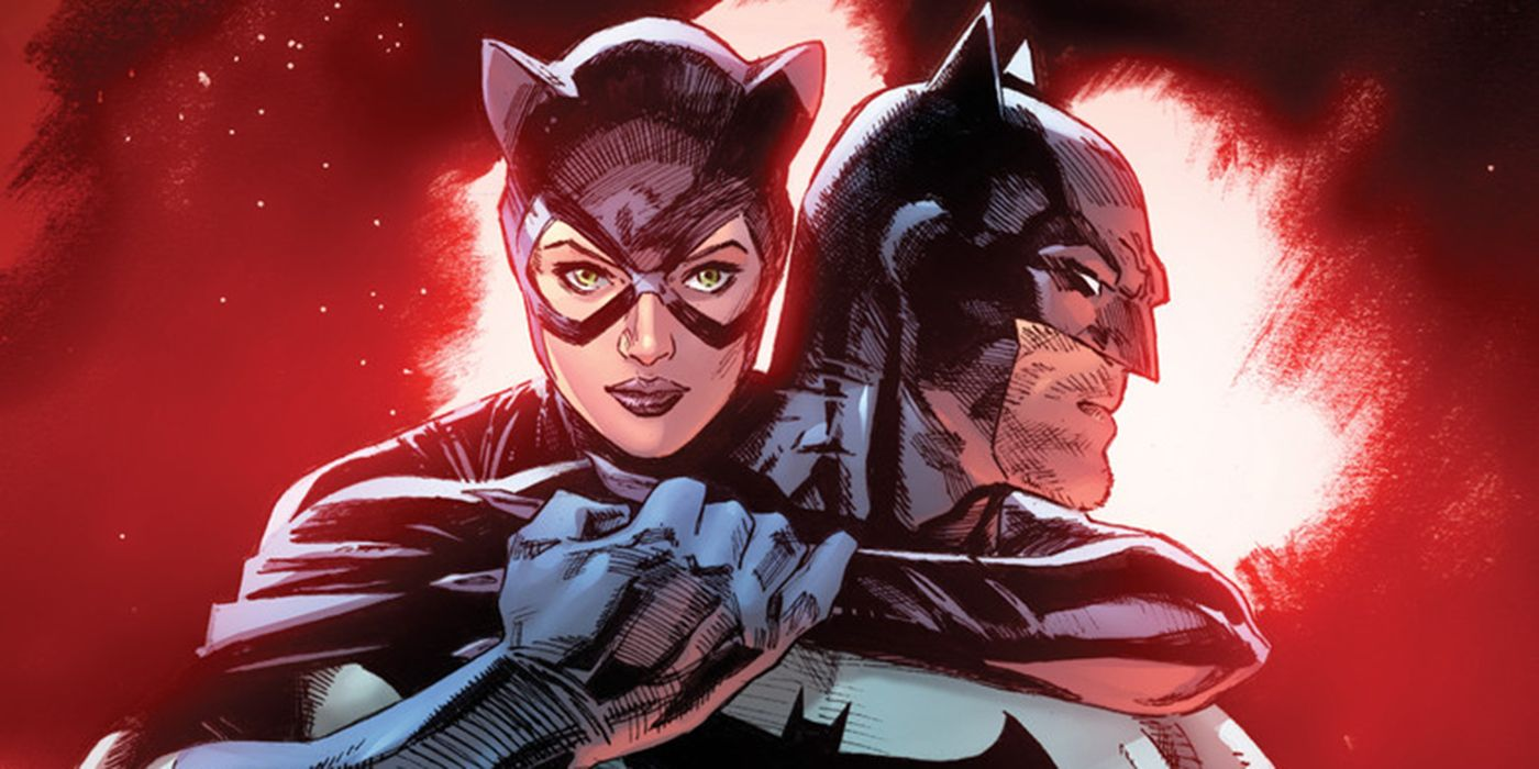 Tom King Promises Batman/Catwoman Will Define/Redefine Characters