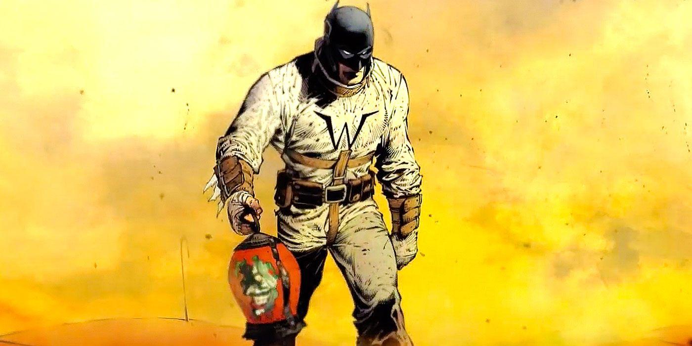 Batman: Last Knight on Earth Trailer Debuts a Mohawked Wonder Woman