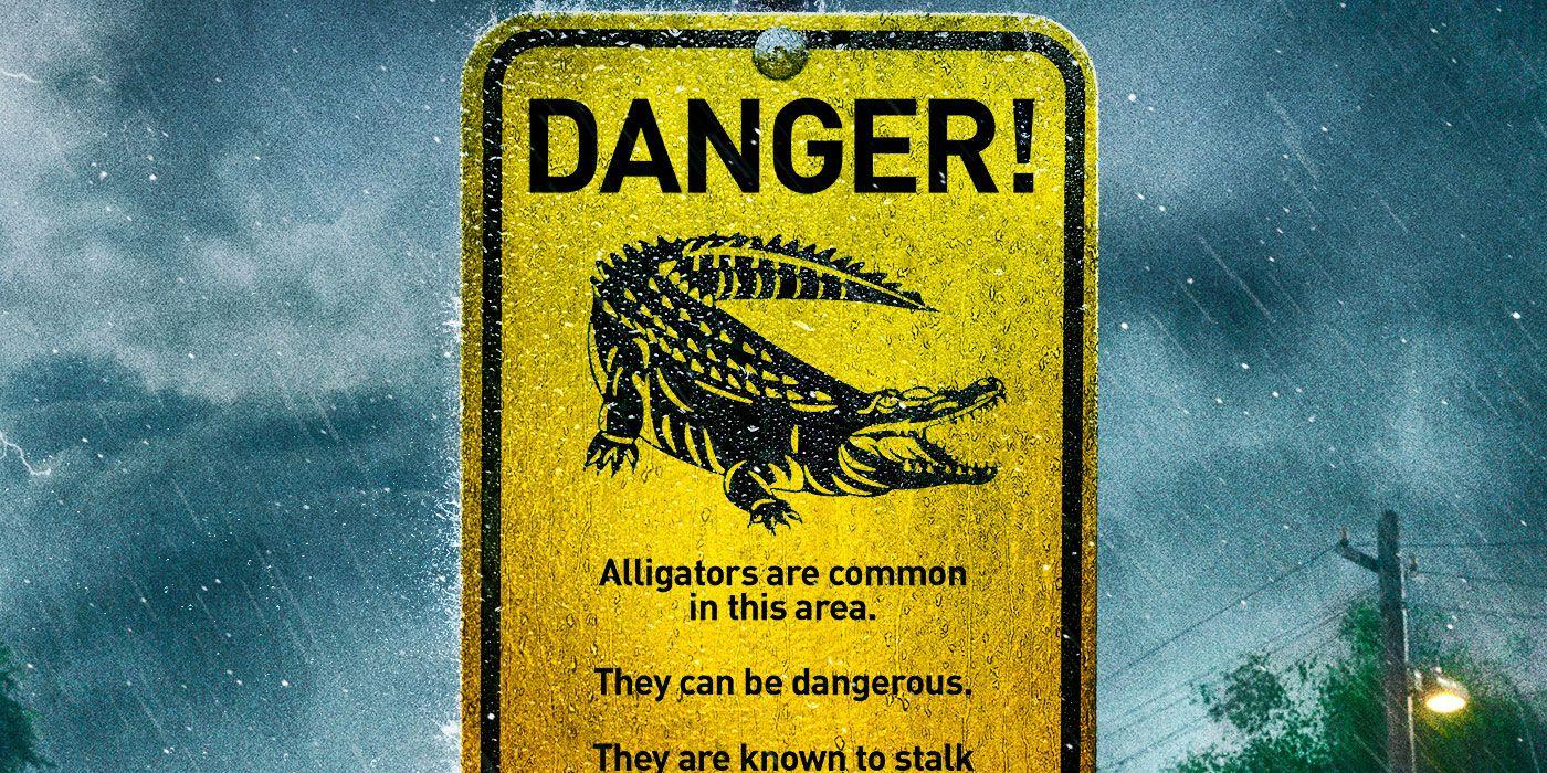 Sam Raimi's Crawl Trailer Brings Back the Giant Gator Flick