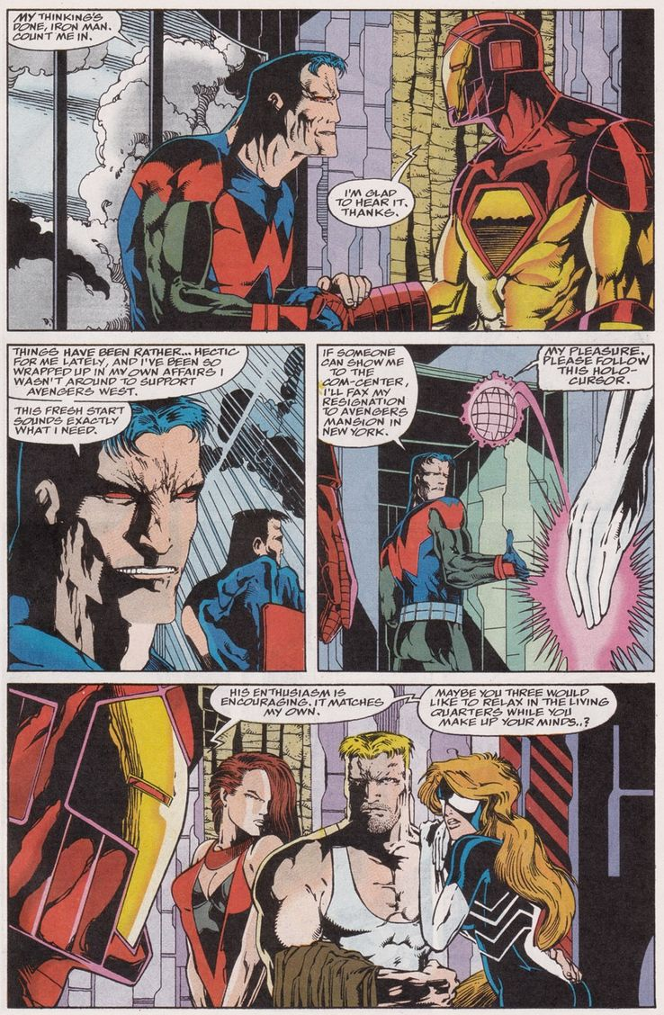 Wonder Man Is Immortal Now  What Should We Do With Him?' 'Kill Him'