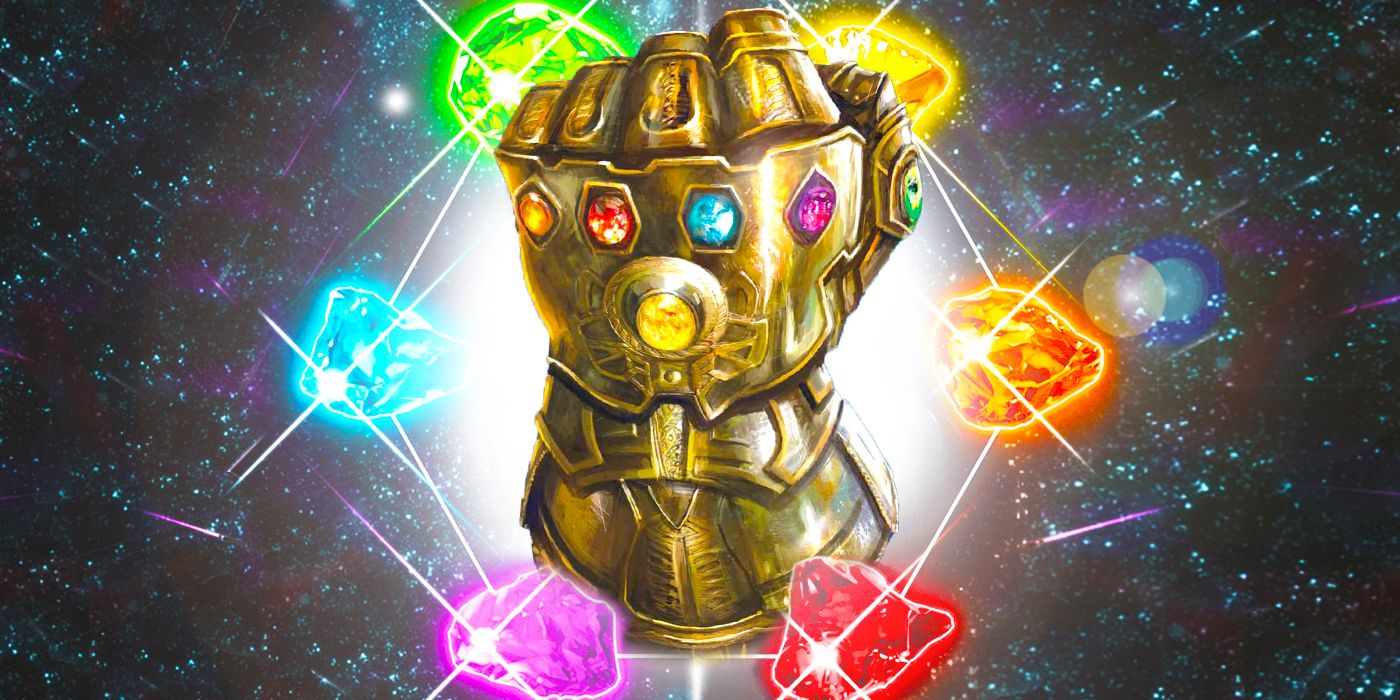 Everything You Know About Marvel's Infinity Stones Is Wrong