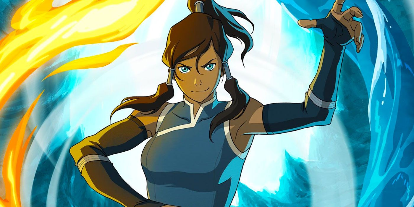 The Legend of Korra Sequel Finally Gives Fans That LGBT Moment