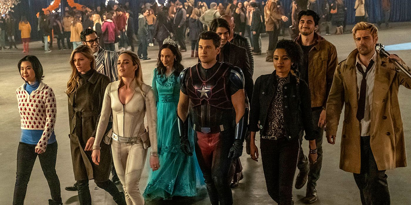 Legends of Tomorrow: An Unlikely Hero Gets a New Power in Season 5