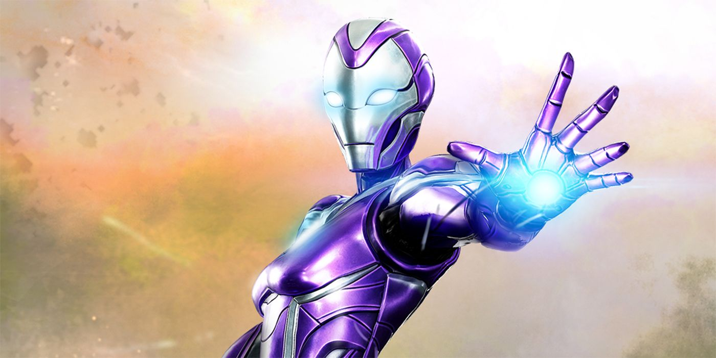 Endgame's Pepper Potts Comes to the Rescue in Marvel Strike Force