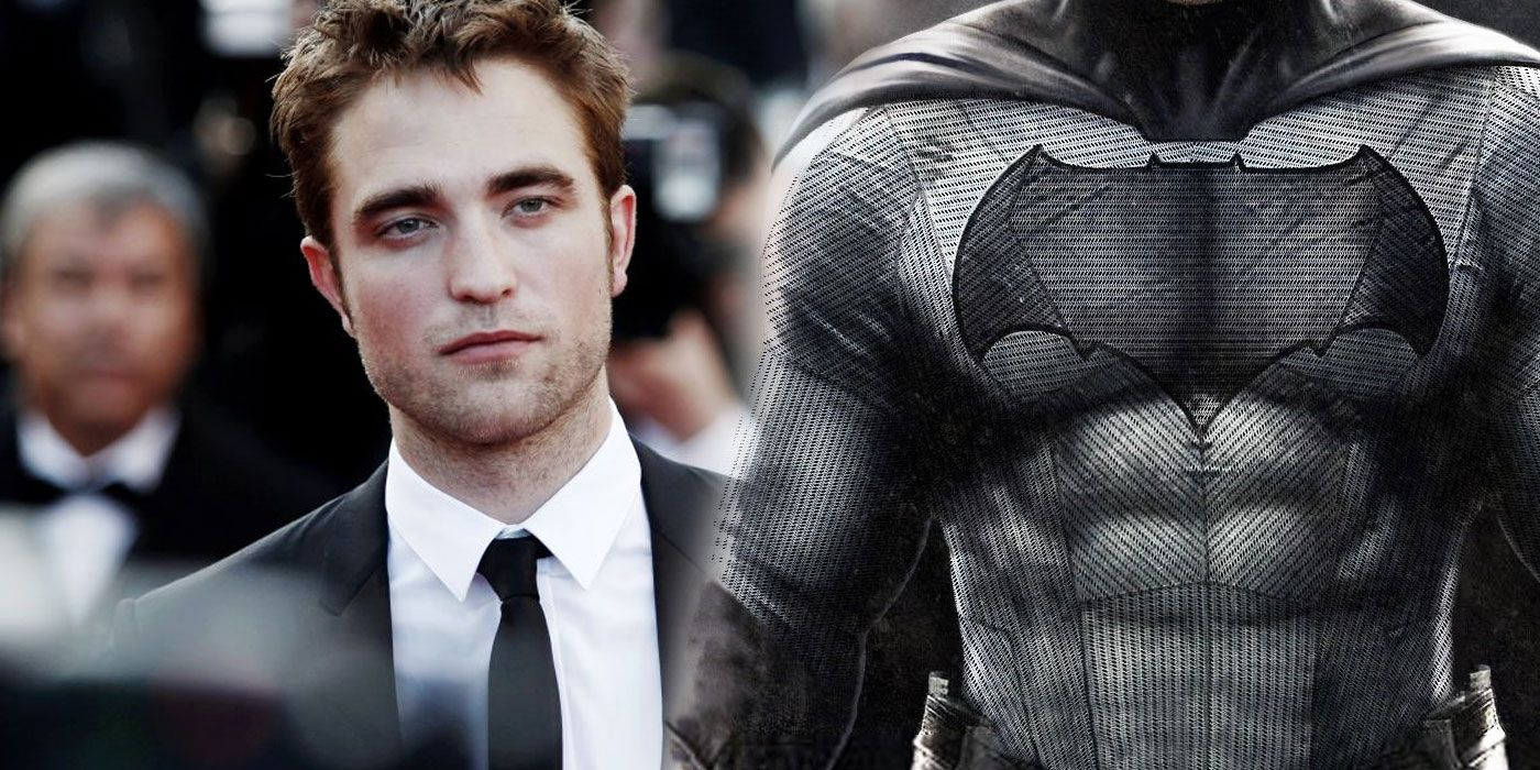 The Batman: Pattinson Explains What to Expect From His Dark Knight Voice