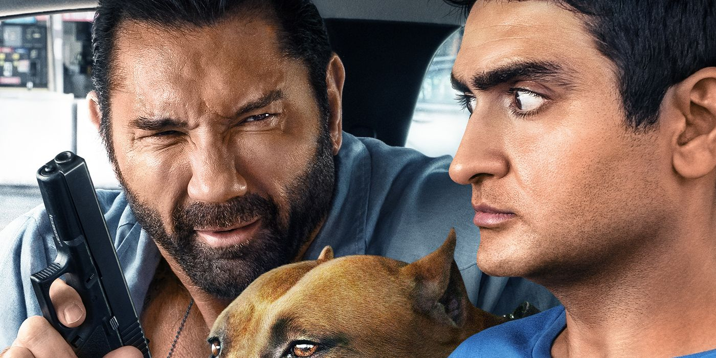 Dave Bautista Is the Uber Passenger From Hell in Stuber Trailer