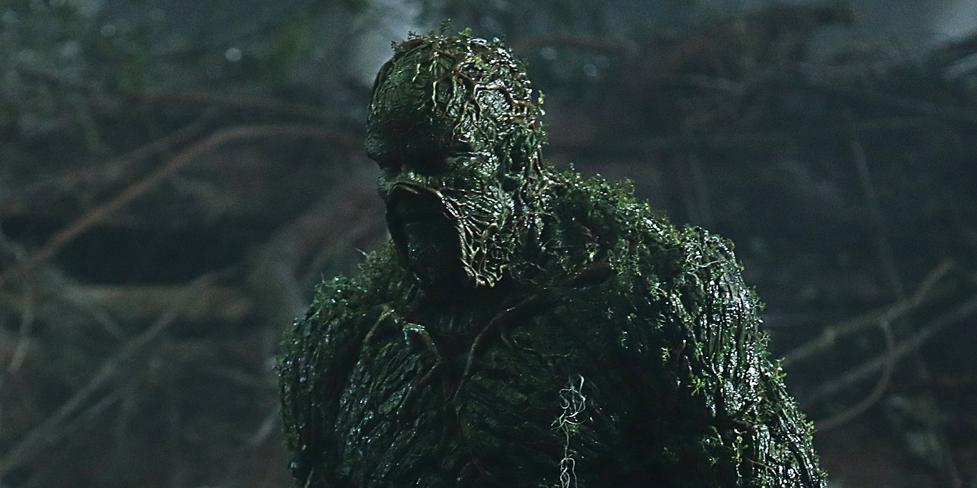 Movie Swamp Thing