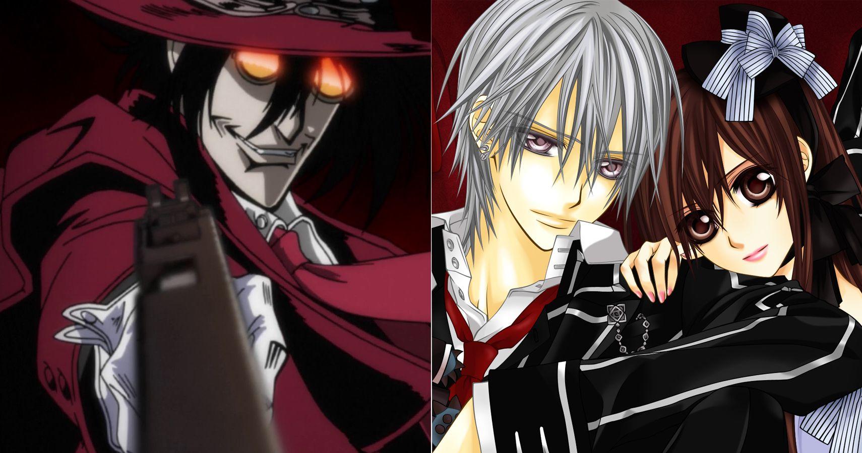 Anime Vampire