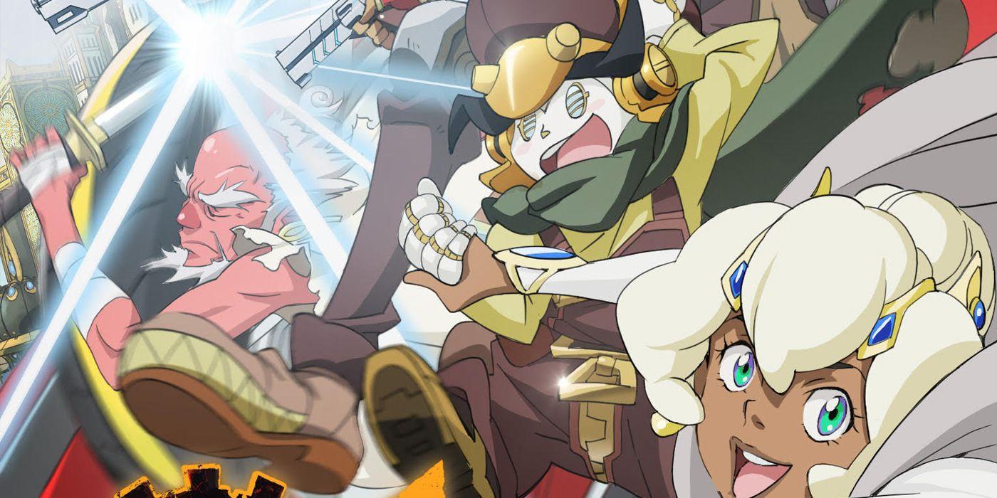 How The '90s Anime Boom Changed Western Cartoons | CBR