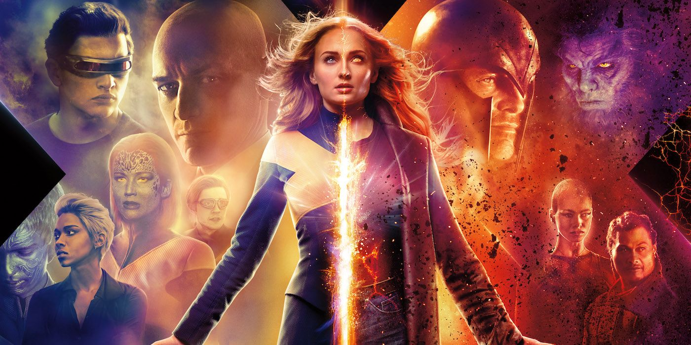 Dark Phoenix's Second-Week Drop Sets New Comic Book Movie Record