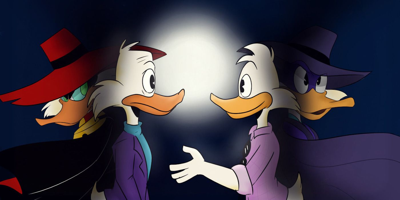 Darkwing Duck's Biggest Enemy Finally Gets An Origin Story