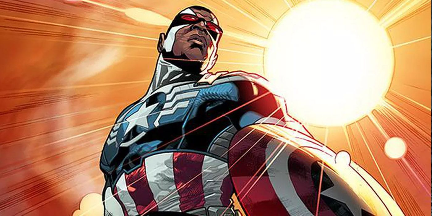 Avengers: Endgame Directors Get Anthony Mackie a Star-Spangled Present