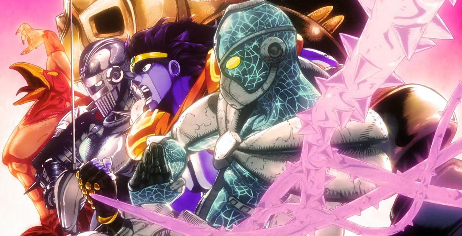 Jojo S Bizarre Adventure The 15 Strongest Stands Ranked Cbr Jojo's bizarre adventure stand crazy diamond is one unique character. strongest stands ranked