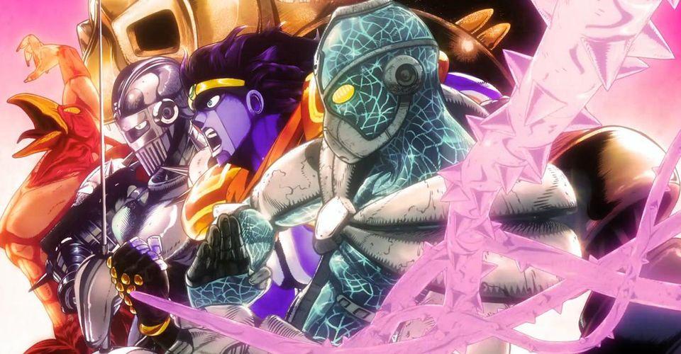 Before Jojo After Jojo Roblox Anime Meme On Meme Jojo S Bizarre Adventure The 15 Strongest Stands Ranked Cbr