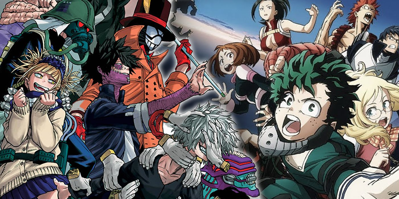 My Hero Academia Movie Gets Title Release Date Cbr