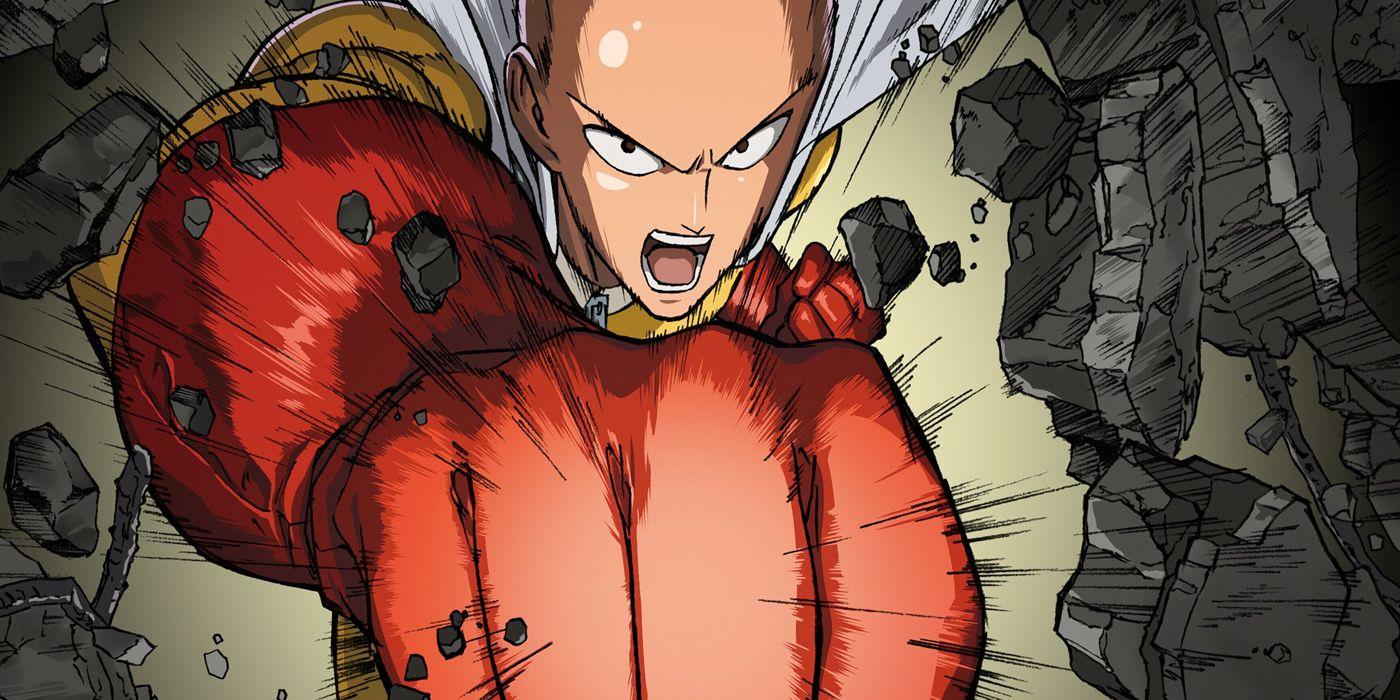 One-Punch Man: Saitama Finally Enters the Fray | CBR