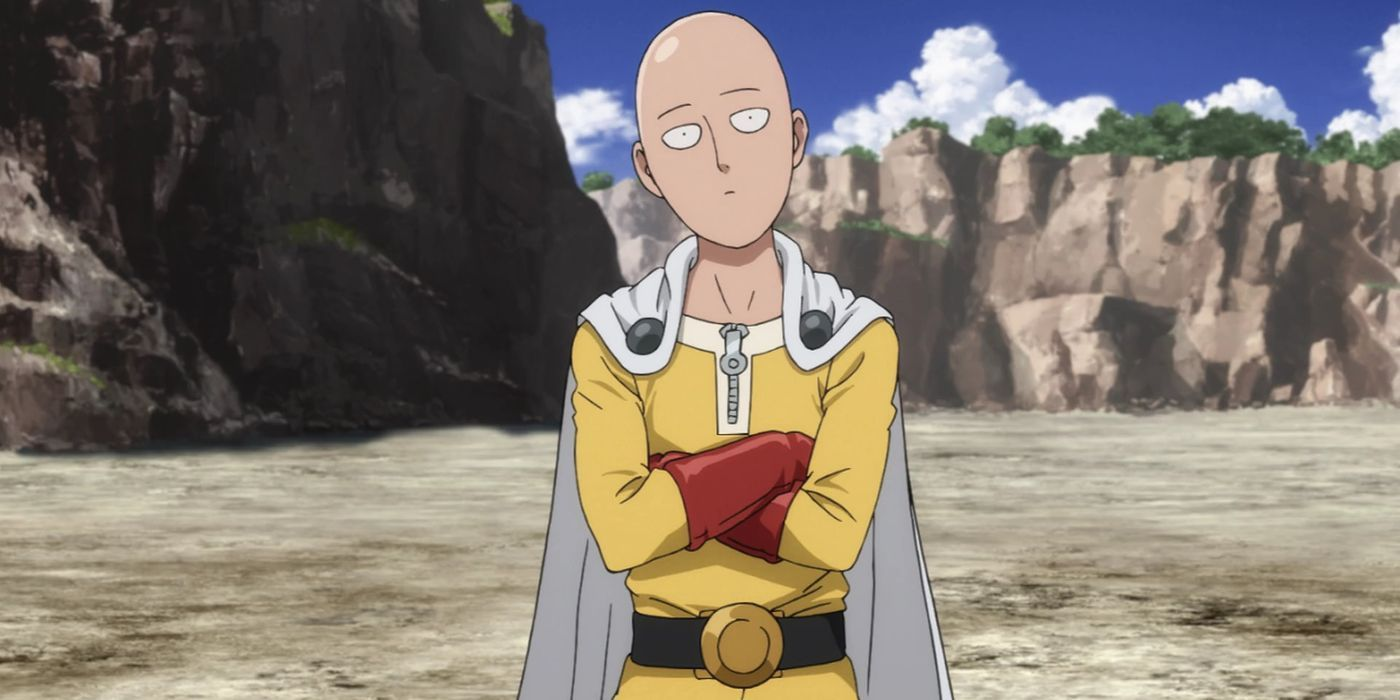 This is the Strangest Rule One-Punch Man Heroes Need to Follow