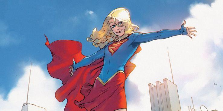 Supergirl - Los diez miembros más poderosos de la familia Superman