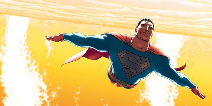 Superman All Star - Las diez versiones más poderosas del multiverso de Superman