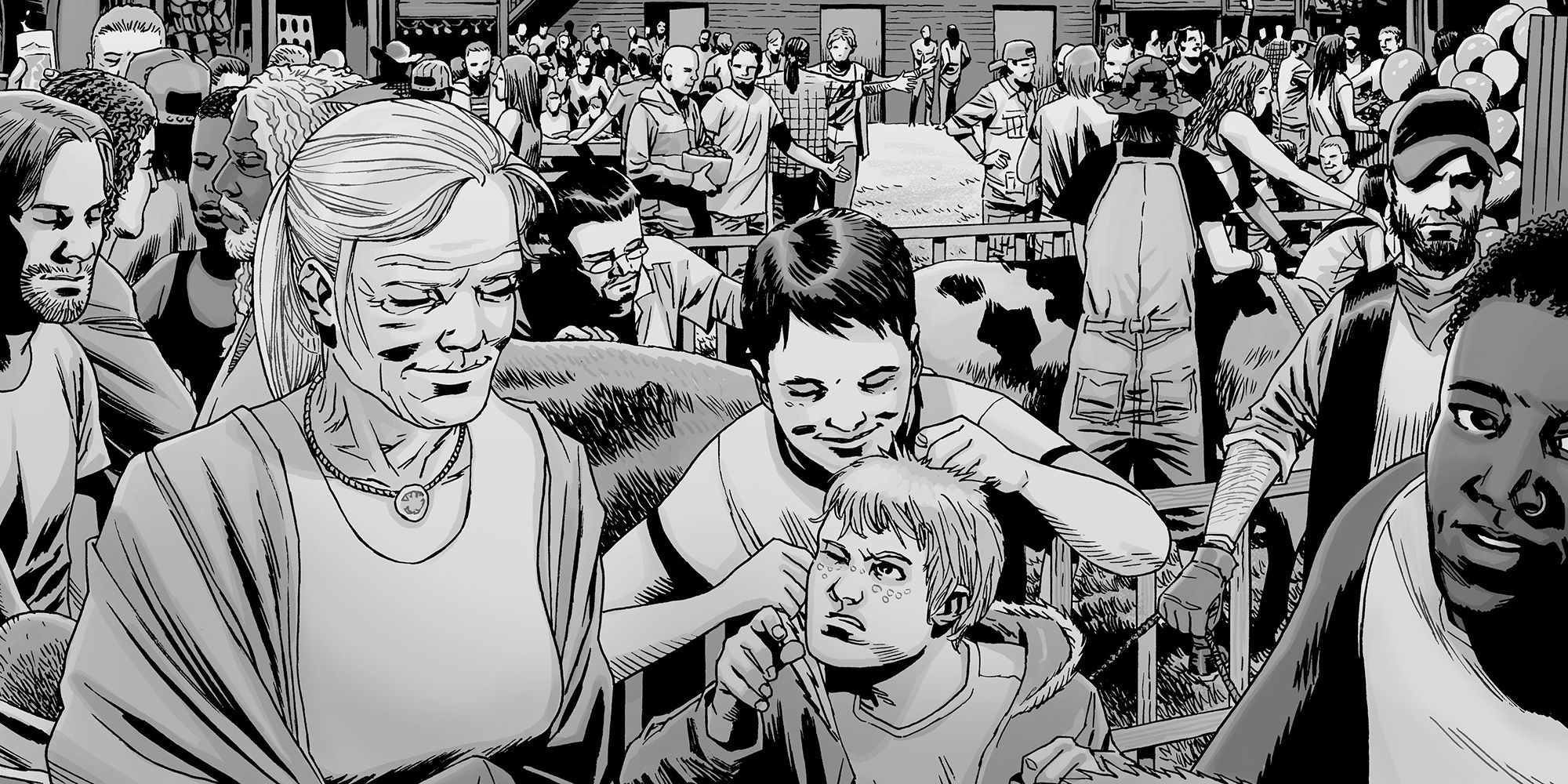 The Walking Dead #192 Second Print Cover Commemorates ...