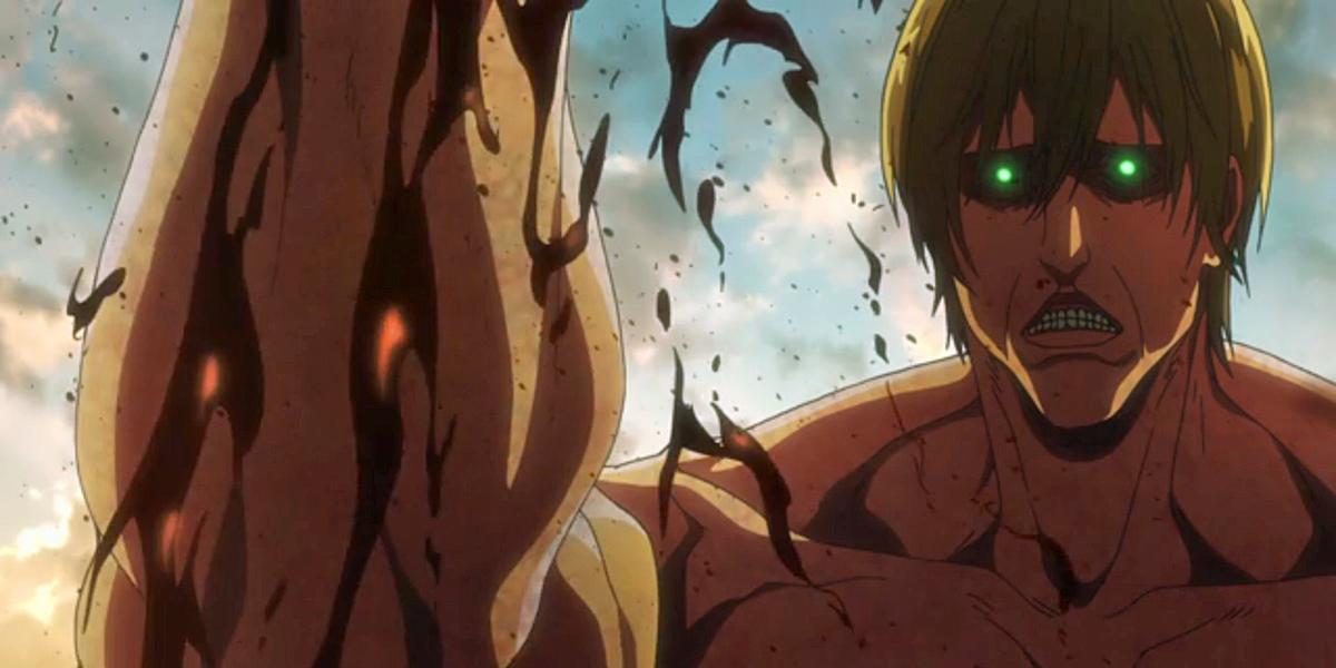 Attack on titan eren kruger