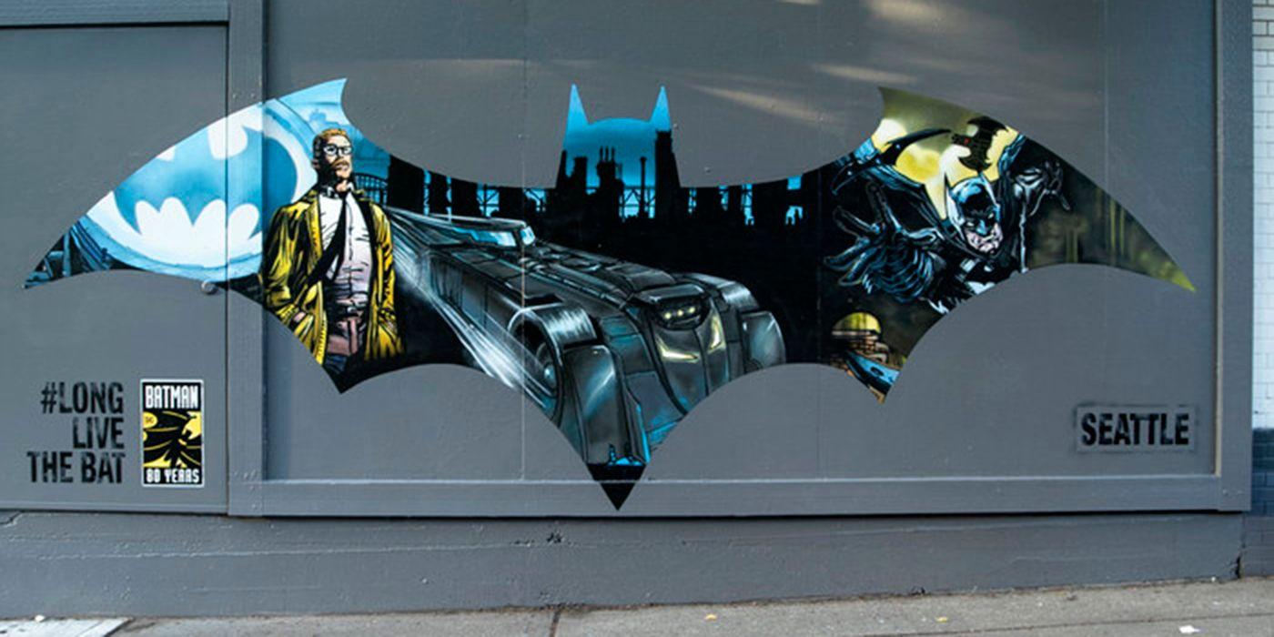 Batman 80th Anniversary Murals Coming To Major Cities Cbr