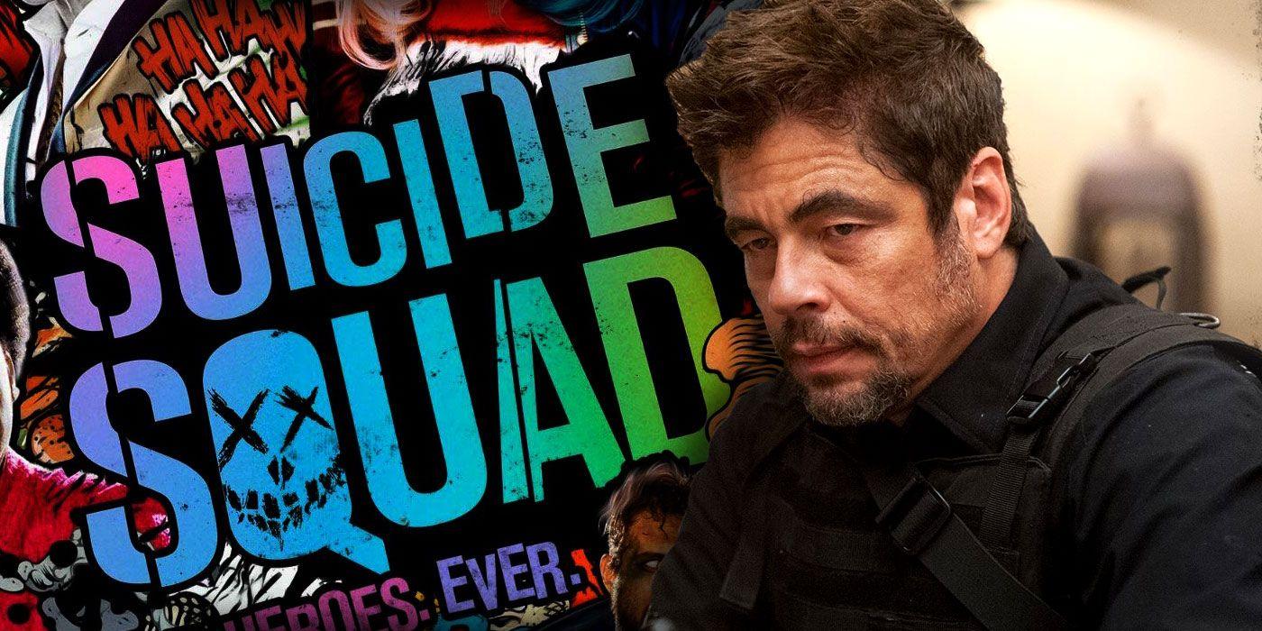 The Suicide Squad: Benicio del Toro Rumored for Main Villain Role