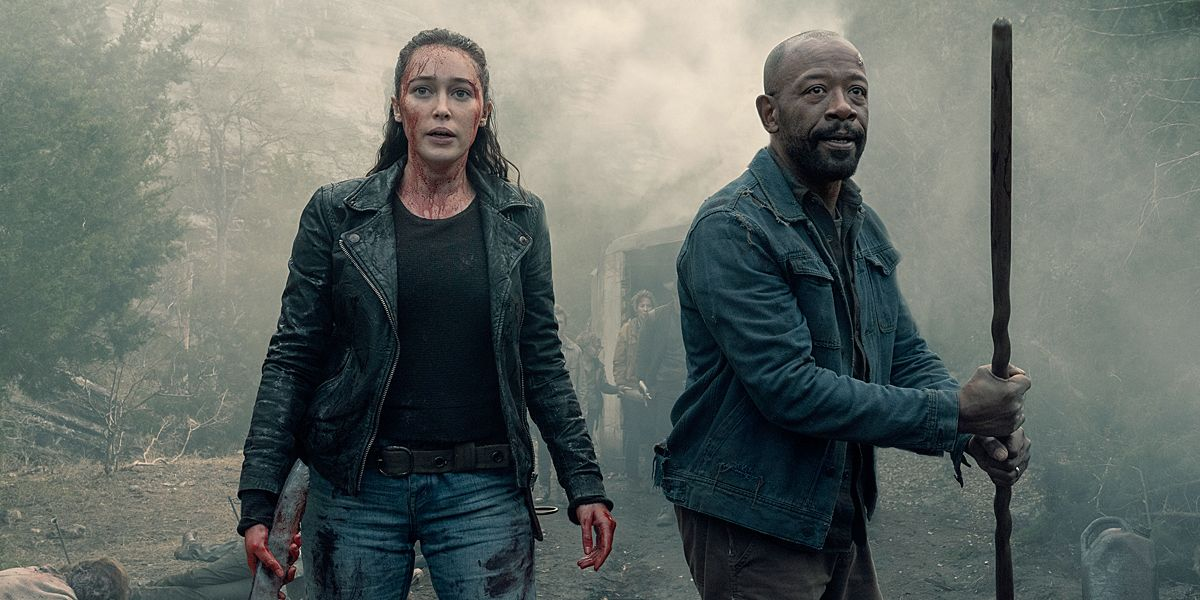 SDCC: Fear the Walking Dead Cast, Crew on What's Next in Season 5