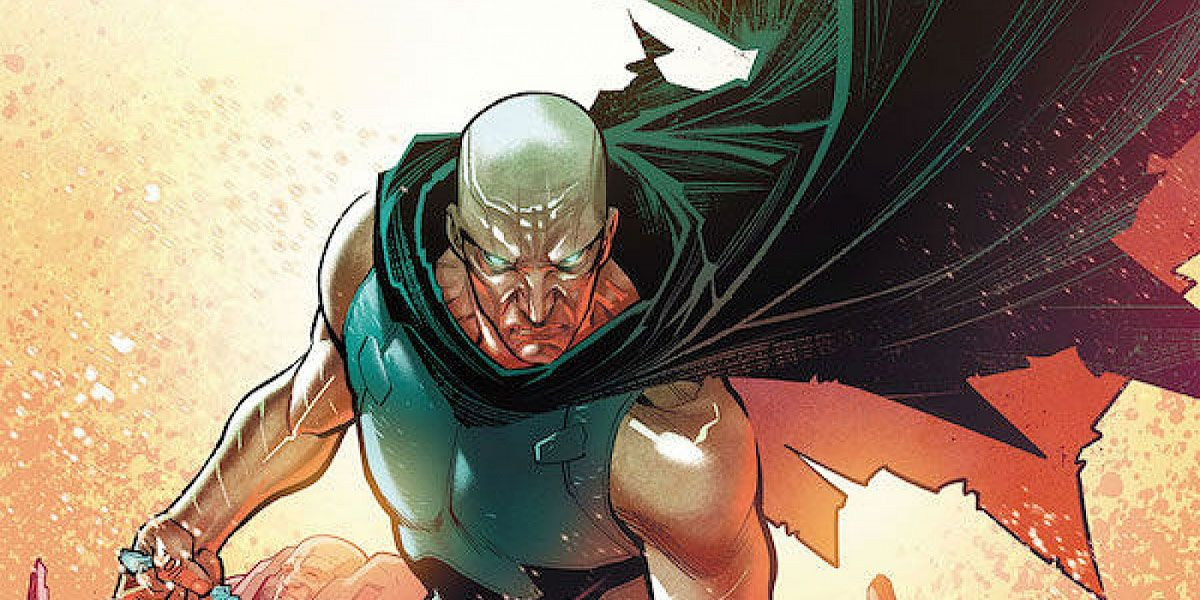 Year of the Villain One-Shot Takes Lex Luthor Across the DC Multiverse