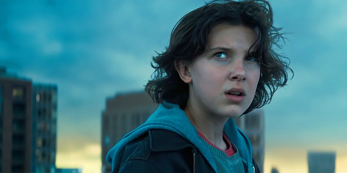 Millie Bobby Brown dalam GODZILLA: KING OF MONSTERS. Foto: Warner Bros Pictures.