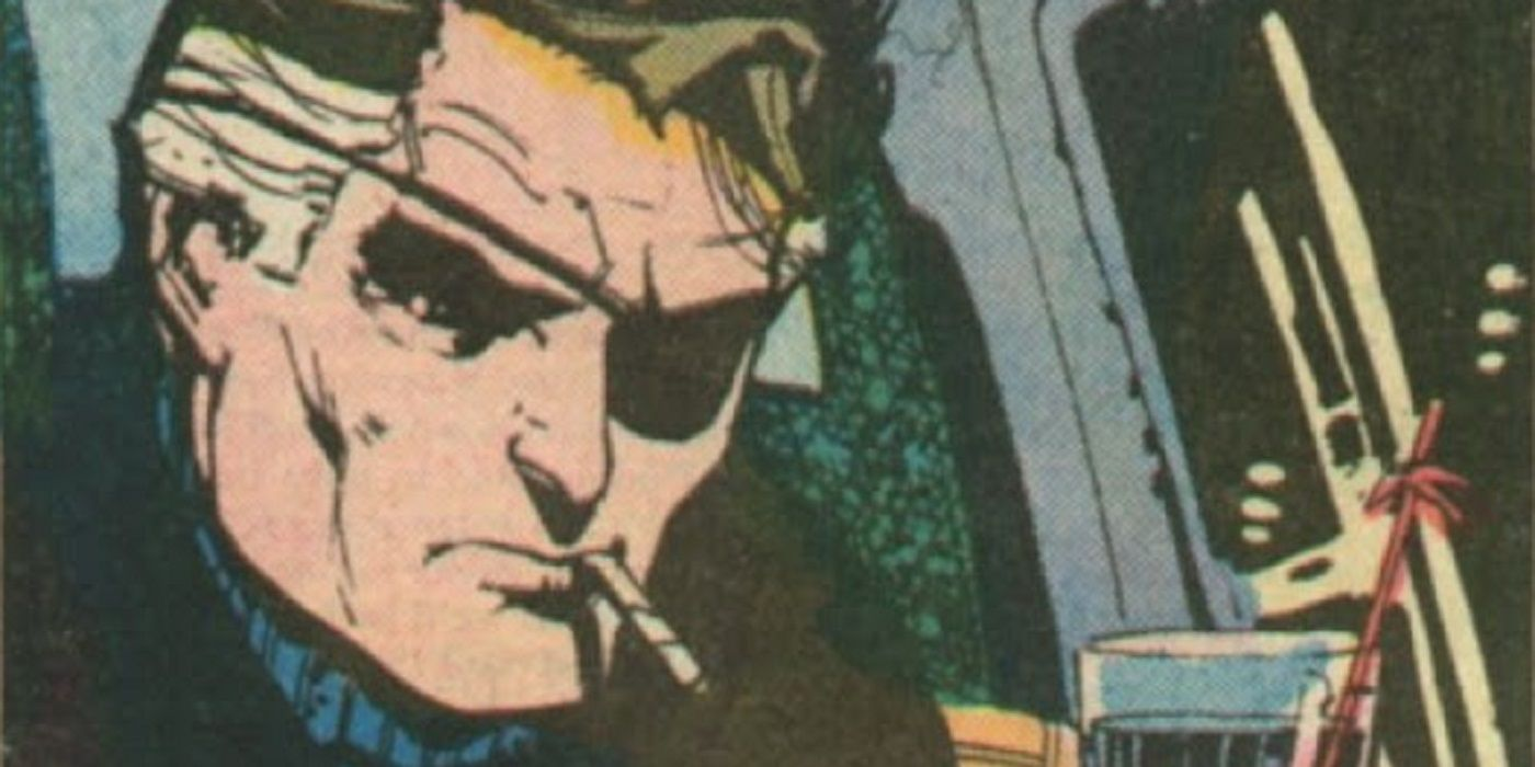 Jim Starlin's First 'Infinity' Comic Solved Nick Fury's Timeline Problem