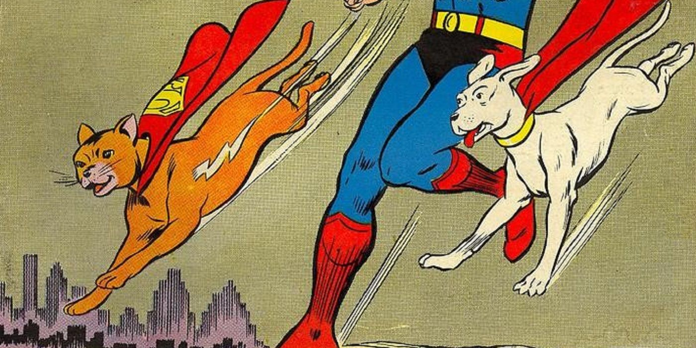 Comic Legends: The Streaky/Krypto Cover That Outraged a Generation!