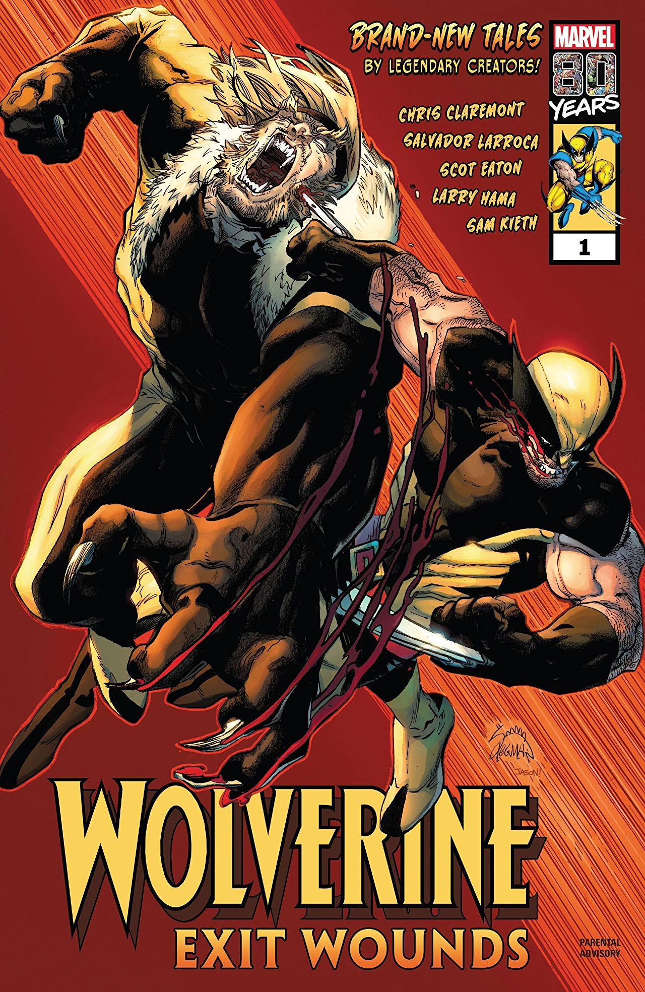 Wolverine: Exit Wounds #1 is a Mixed Bag With a Few Shining Moments