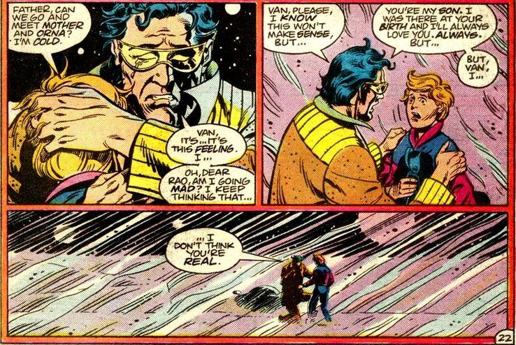 Per l'uomo che aveva tutto DC Comics Superman Alan Moore Dave Gibbons